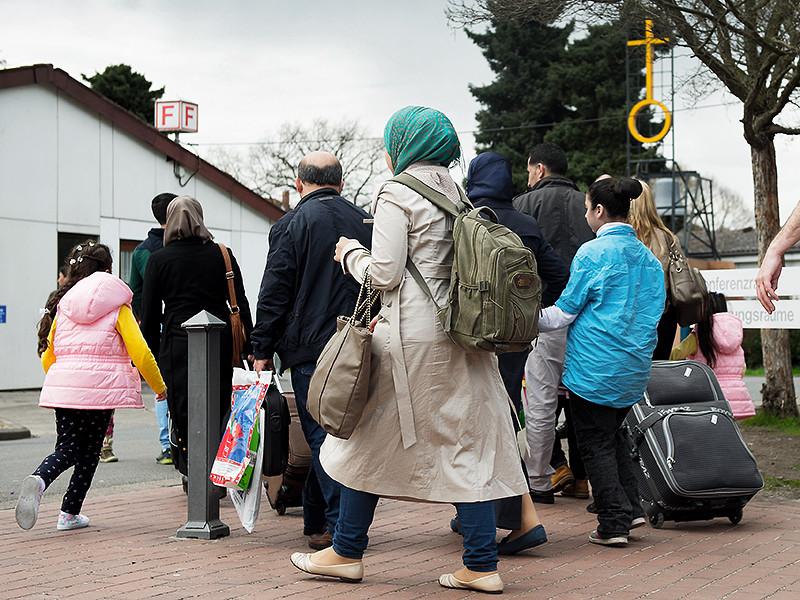 Министерство внутренних дел ФРГ сообщает об увеличении в три раза по сравнению с прошлым годом количества чеченцев, прибывших в страну с января по апрель