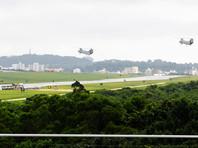 """Правительство Японии назвало идею переноса военной базы США в Окинаве """"единственным возможным вариантом"""""""