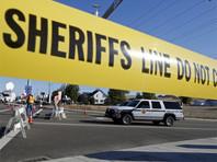 В США автомобиль въехал в толпу велосипедистов, водитель пытался сбежать