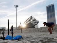 В Рио-де-Жанейро на олимпийский пляж вынесло расчлененное тело