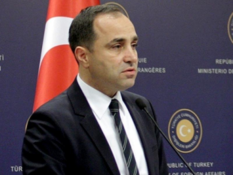 """Принятое парламентом ФРГ решение о признании геноцида армянского населения в Османской империи является """"невежеством и неуважением закона"""", говорится в распространенном МИД Турции заявлении"""