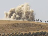 Авиация США ошибочно нанесла удар по сирийской оппозиции