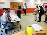 В Испании проходят досрочные парламентские выборы