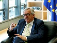 Юнкер заявил о необходимости немедленно начать переговоры о выходе Британии из ЕС
