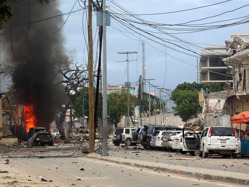 Могадишо, 25 июня 2016 года