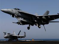 В США разбился самолет пилотажной группы Blue Angels, пилот погиб