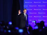 Обама пошутил о планах искать новую работу через соцсеть