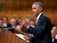 Обама призвал Канаду активнее участвовать в деятельности НАТО и увеличить расходы на оборону