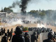 В Мексике в столкновениях протестующих учителей с полицейскими погибли шесть человек