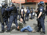 Российский болельщик серьезно пострадал в ходе беспорядков в Марселе