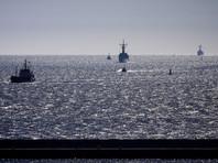 Эстонские моряки очищают море от мин для десанта НАТО