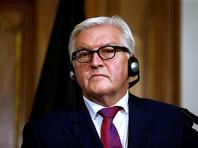 """Глава МИД Германии Франк-Вальтер Штайнмайер высказался за постепенное снятие европейских санкций с России в случае """"существенного прогресса"""" в рамках мирного процесса на Украине"""