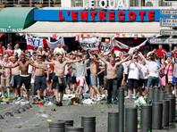 В Марселе новые столкновения фанатов перед матчем Россия-Англия