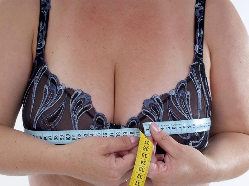 Фото самодельная женская грудь