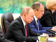 Путин заявил о едином подходе к решению мировых проблем в России и Китае