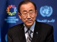 Генеральный секретарь ООН подтвердил свой визит на экономический форум в Петербурге