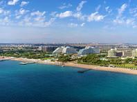 Турция в 2016 году может принять около 1 млн туристов из Украины