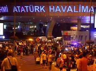 Вечером 28 июня три террориста напали на аэропорт Ататюрка в Стамбуле