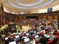 Парламент Армении ратифицировал соглашение с РФ о создании объединенной системы ПВО