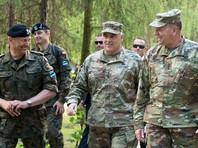 """В учениях примет участие 31 тысяча военнослужащих из 18 стран-членов НАТО, включая, США и Польшу, а также из пяти стран - участников программы """"Партнерство ради мира"""", претендующих на членство в НАТО"""