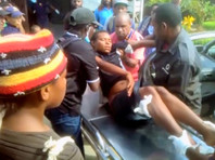 В Папуа - Новой Гвинее полиция расстреляла студенческую демонстрацию