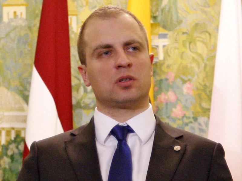 Замминистра обороны Польши Томаш Шатковский