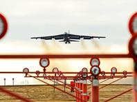 В США ищут замену не долетевшему на учения НАТО бомбардировщику, который вернулся на базу из-за неисправности