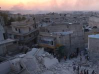 В курдском квартале Алеппо идут бои с участием бронетехники