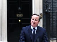 Главным сторонником сотрудничества выступил премьер Дэвид Кэмерон