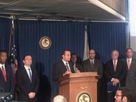ФБР арестовало трех высокопоставленных полицейских Нью-Йорка по обвинению в коррупции