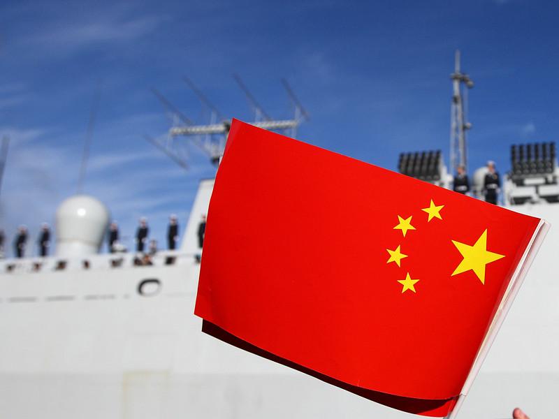Япония обвинила китайский военный корабль во вторжении в территориальные воды страны