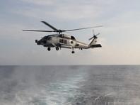 В США потерпел крушение военный вертолет американских ВМС