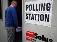 В Британии начался референдум по вопросу выхода страны из Евросоюза