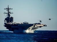 Появление авианосца США в Средиземном море СМИ сочли демонстрацией для России американской гибкости