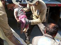 Сирийские правозащитники сообщили о гибели мирных жителей в ходе авиаударов по Алеппо
