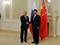 """Путин объяснил частые переговоры с китайским лидером """"требованием народов"""""""
