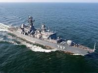 """Пентагон обвинил РФ в """"небезопасных и непрофессиональных"""" маневрах в Средиземном море"""