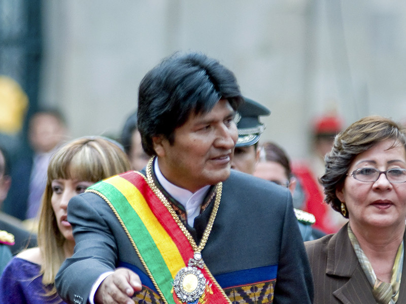 Президент Боливии Эво Моралес предложил отменить в стране григорианский календарь и ввести использовавшийся сотни лет назад календарь коренных индейских народов