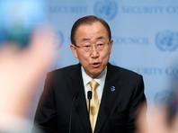 Пан Ги Мун рассказал, как ООН исключила саудовскую коалицию из черного списка нарушителей прав детей из-за угроз прекратить финансирование