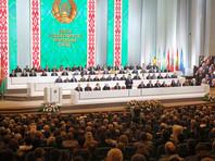"""""""Либо хорошо, либо никак"""": Лукашенко, выступая на Всебелорусском """"вече"""", ни разу не вспомнил о России-союзнике"""