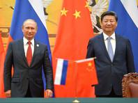 Путин 25 июня с официальном визитом посетит Китай