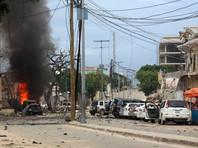 Боевики атаковали отель в столице Сомали: минимум 15 погибших