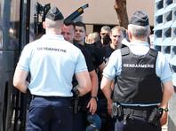 Шестерых российских болельщиков, задержанных в Лилле, освободили