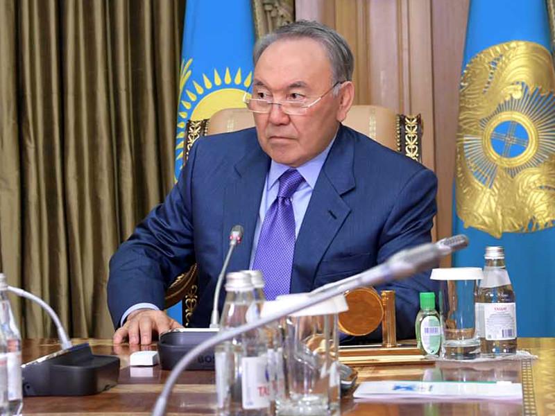 """Президент Казахстана Нурсултан Назарбаев рассказал студентам о противодействии терроризму образованием, которое позволяет """"всесторонне анализировать ситуацию"""""""
