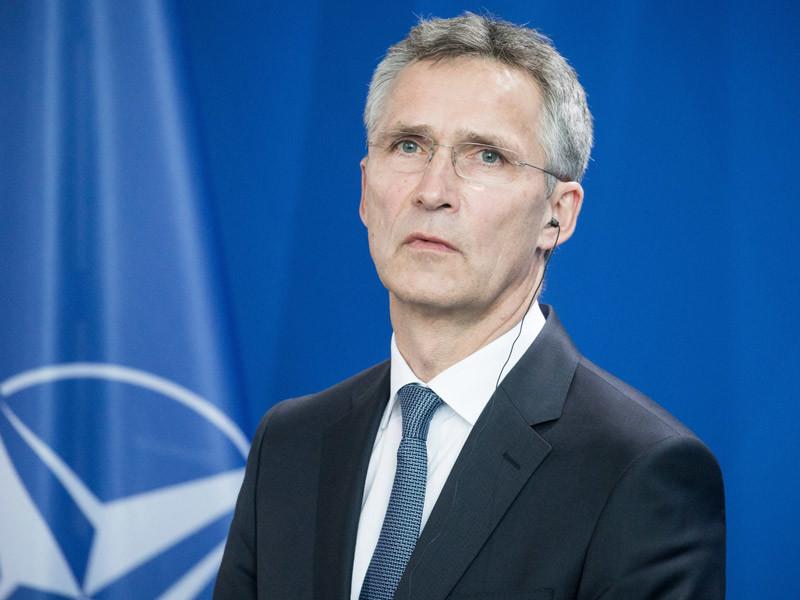 Генеральный секретарь НАТО Йенс Столтенберг прокомментировал внезапную проверку российских войск
