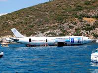 В Турции затопили старый самолет, чтобы привлечь дайверов