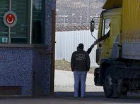 Турция ввела визовый режим для российских дальнобойщиков