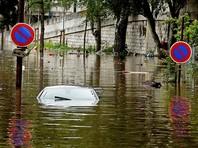 Наводнение в центральных регионах Франции продолжается всю неделю после небывалых осадков, выпавших в этой части страны в минувшие выходные