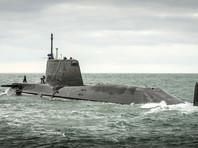 Британская атомная подлодка столкнулась с кораблем у берегов Гибралтара