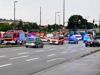 Полиция обнаружила автомобиль одного из мюнхенских стрелков